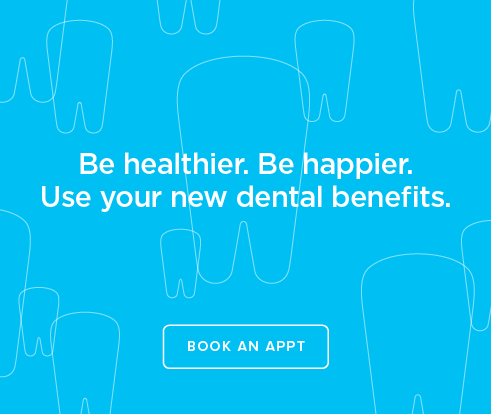 Be Heathier, Be Happier. Use your new dental benefits. - Scottsdale and Shea Dental Group